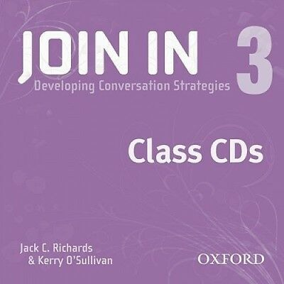 Join In: 3: Class Audio CD (Join In) [Audio].