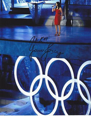 Nikki Yanofsky Signed Autograph  Music Pop Jazz 8X10 Photo Proof