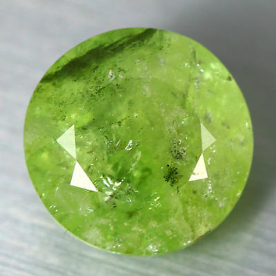7.810 Ct Dazzling 100% Natural Earth Mined Very Rare Andradite Garnet Gem !!