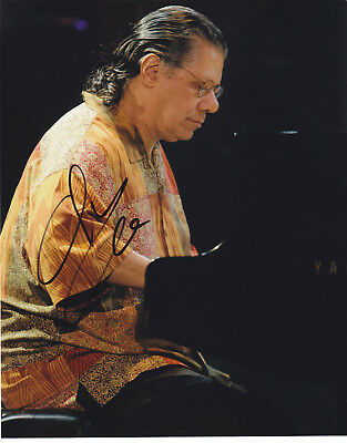 Chick Corea SIGNED AUTOGRAPHED 8X10 PHOTO
