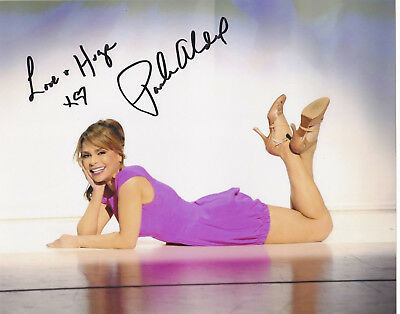 Paula Abdul Signed Autographed Sexy Hot  American Idol 8X10 Photo