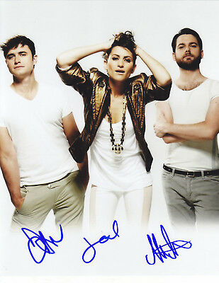 Dragonette SIGNED AUTOGRAPHED 8X10 PHOTO  MARTINA SORBARA  BIG IN JAPAN #2