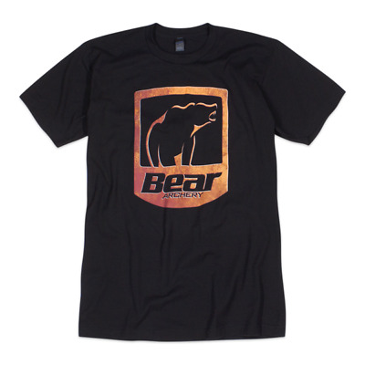 Bear Archery Apparel - Shield T Shirt - Mens - Sizes M-2XL