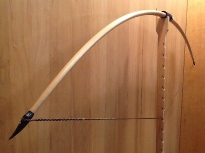 "English Longbow ""Selfbow"" 45#@28"" 72"" Overall"