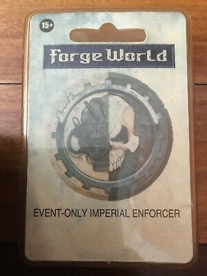 Forge World Imperial Enforcer (Event-only)