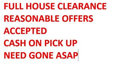 Job Lot Of House Clearance Collectables