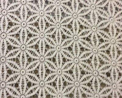 Exquisite Old Vintage Antique Crocheted Bedspread Tablecloth 88x92 Country. Deco