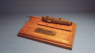 H.l. Hunley Americana 76 Collectible - Used Condition