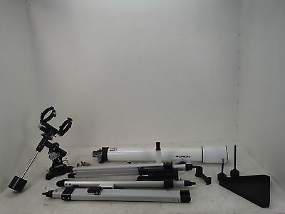 Orion 9024 AstroView 90mm Equatorial Refractor Telescope SEE DETAILS