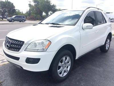 2006 Mercedes-Benz M-Class  2006 Mercedes-Benz M-Class ML 350 AWD 4MATIC 4dr SUV Clean Truck Florida NICE