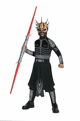 Rubies Costume Star Wars Child's Savage Opress Costume - One Color - Medium