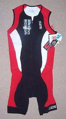 SLS3  - Mens FX Tri Race Suit - Small   NWT        Made in USA