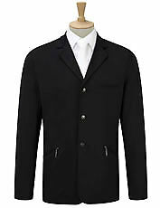 Caldene Competition Jacket Cadence Stretch Mens Black x Size 40""
