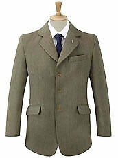 Caldene Competition Jacket Kent Keepers Tweed Mens x Size 46""