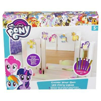 My Little Pony Create Your Own Fairy Lights - Girls Bedroom Decoration LED Light