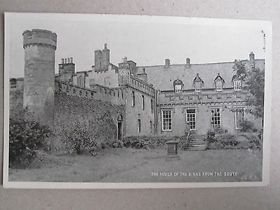 House of the Binns from the South - old C.J. Cousland postcard - unposted