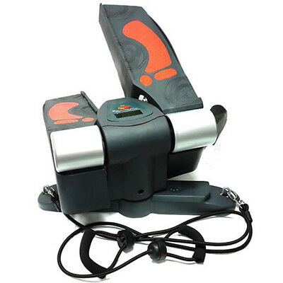 Twist & Shape 2 exercise stepper machine for cardio and fitness