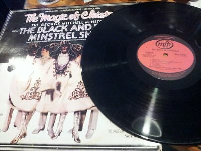 The Magic Of Christmas Lp! From The Black & White Minstrel Show! Mfp 50482!