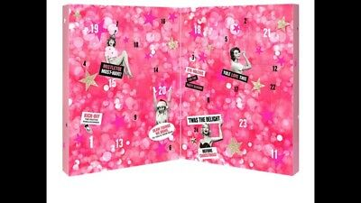Soap And Glory IT'S A CALENDAR GIRLS!! 2017 Advent Calendar BNIB SOLD OUT