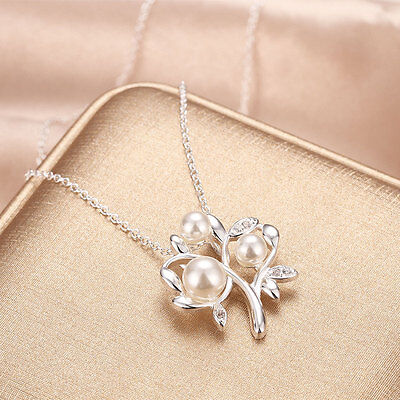 Ladies/Mens  Jewellery Womens Solid925 Silver Pendant Necklace Chain