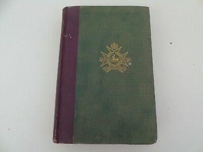 Sherwood Foresters Book