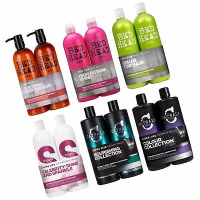 TIGI TWEEN SHAMPOO + CONDITIONER SPÜLUNG ZUM WAHL SET 2X 750 ml