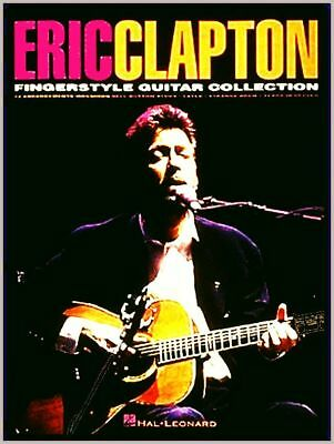 Eric Clapton Songbook Guitar Voices Fingerstyle Collection Noten Chords Lyrics