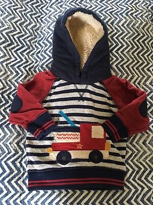 Boys hoodie 18-24 Months Next (boden, Joules)