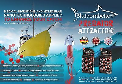 Innovative Irresistable Attractor Blutbombette