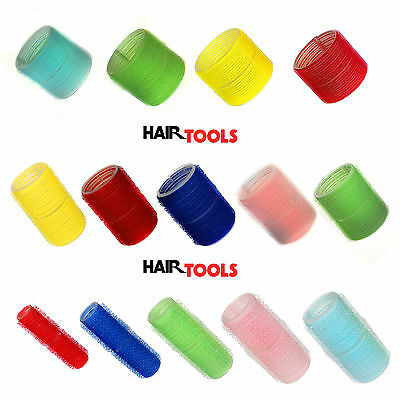 professionnel CLING Rollers cheveux Outils - diverses tailles