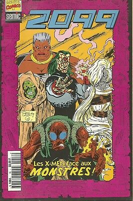 2099    marvel-comics-semic   N° 16
