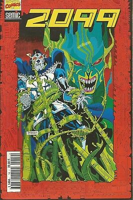 2099    marvel-comics-semic   N° 14
