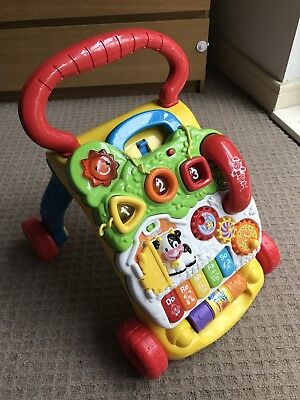 VTech First Baby Steps Walker 6 - 30 months, used like new with original box