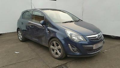 2012 Vauxhall Corsa SXI A/C Salvage Category S 61463