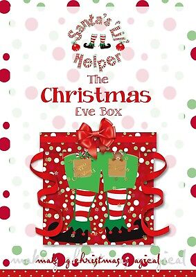 Night Before Christmas Luxury Gift Boxes X 12, Just £1.99, 3 Each Of 4 Designs.