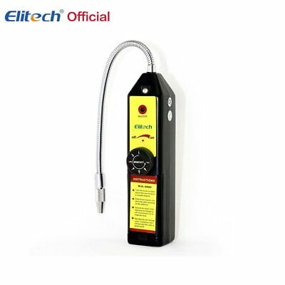 Portable Halogen Gas AC Freon Refrigerant Leak Detector R134a R410a HVAC Checker