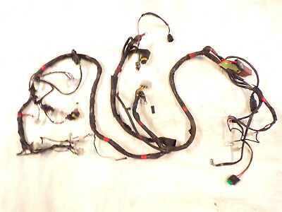 Piaggio Typhoon 125 4T 2010 15 Loom Wire Harness Wiring Main Cable *Free Postage