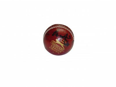 James Anderson Signed Cricket Ball + Photo Proof *see Anderson Sign Ball*