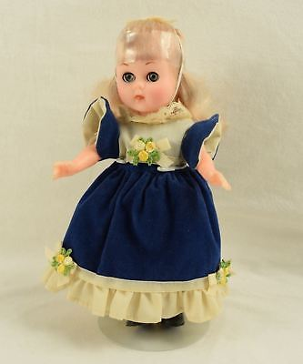 Vintage Vogue Doll - Ginny - Holiday Girl