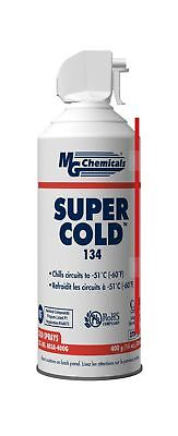 MG Chemicals Super Cold Spray 400g (14 Oz) Aerosol Can 14 ounces