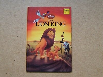 Disney Story Book - The Lion King