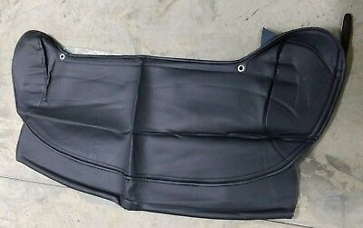 Brand New MGTF/MGF MK2 Tonneau Cover Hood Storage Cover Black Genuine MG