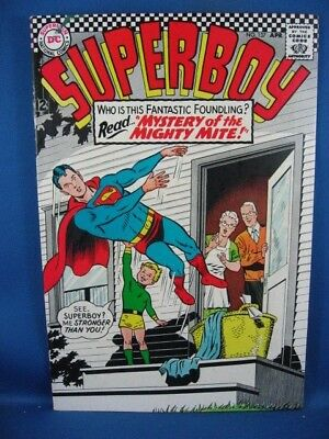 Superboy #137 (Apr 1967, DC) F VF