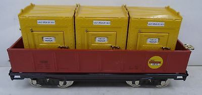 MTH 200 Series Standard Gauge Circus Gondola Car - New Old Stock w/Box 10-2190