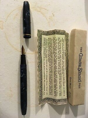 Conway Stewart number 15 Fountain Pen with 14ct gold nib