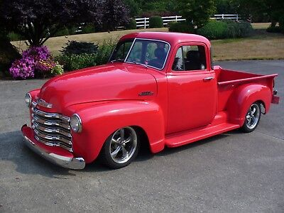 1953 Chevrolet Other Pickups 3100 deluxe cab 1953 Chevrolet 3100 pickup truck