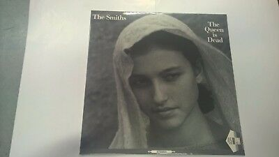 """THE SMITHS - The Queen Is Dead - 12"""" EP 2017 SEALED MINT INDIE MORRISSEY"""