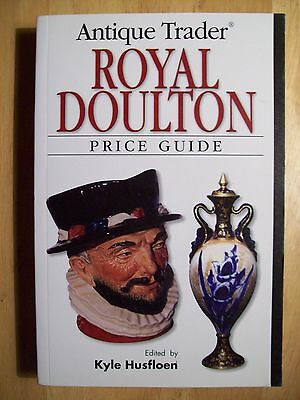 ROYAL DOULTON PRICE GUIDE COLLECTORS BOOK Figurines Toby Jugs Bunnykins Animals