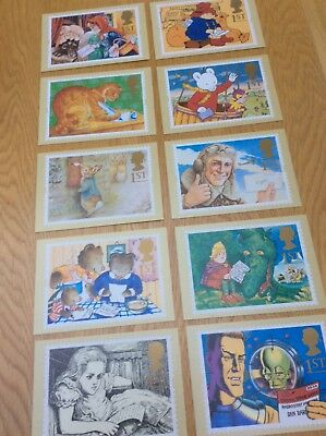 Royal Mail PHQ postcard GS 2 collection - Mint