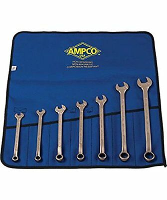 Ampco Safety Tools M-41M Combination Wrench Kit, Non-Sparking, Non-Magnetic,
